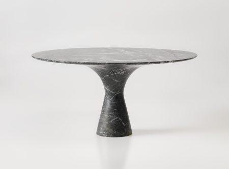 Grey saint laurent natuurstenen tafel